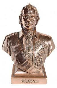 Бюст под бронзу Суворов.