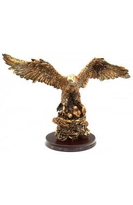 Фигурка декоративная Орел высота 28 см.
