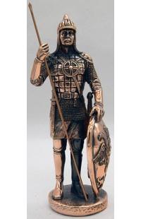 Статуэтка под бронзу под бронзу Рыцарь.