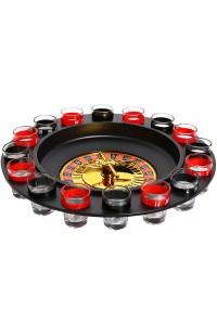 Настольная игра Пьяная рулетка на 16 стопок.