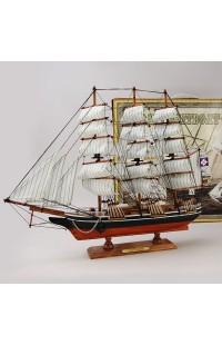 Декоративная модель CUTTY SARK, высота 50см