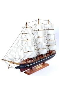 Декоративная модель CUTTY SARK, высота 60см