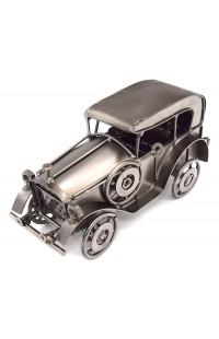 Композиция декоративная из металла немецкий дизайн Автомобиль.