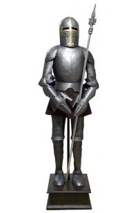 Декоративные доспехи Рыцарь 16 века 90см.