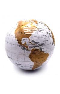 Глобус Земли поворотный