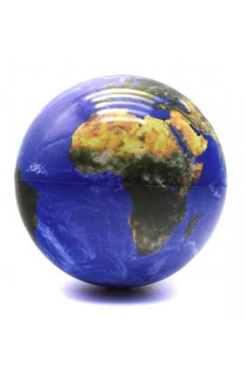 Глобус Земли топографический поворотный