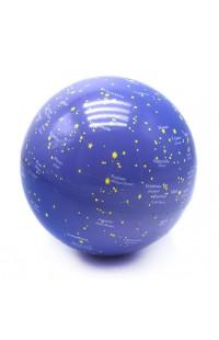 Глобус звёздный поворотный