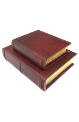Набор из двух книг шкатулок Классика высота 24см.