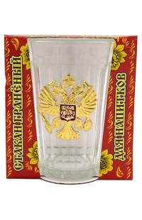 Гранёный стакан ГЕРБ