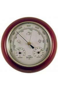 Метеостанция деревянная диаметр 15 см.